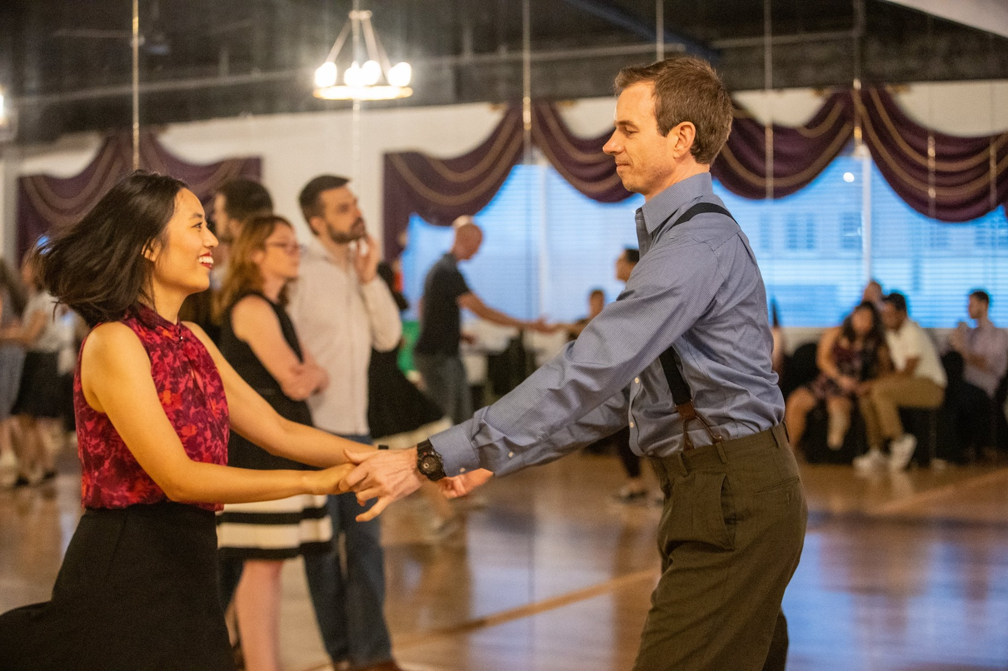 6-Count: Intro to Swing Dancing!