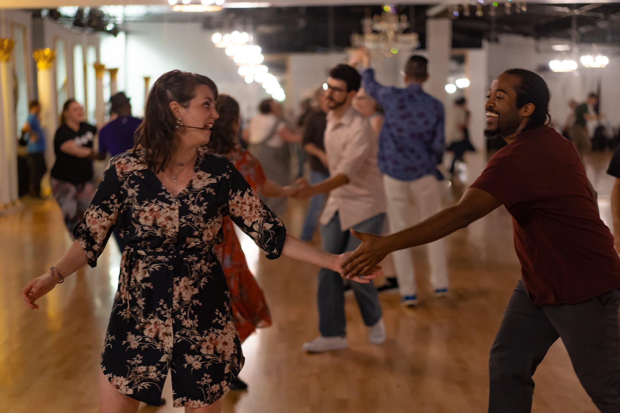 Lindy 1: Intro to Lindy Hop