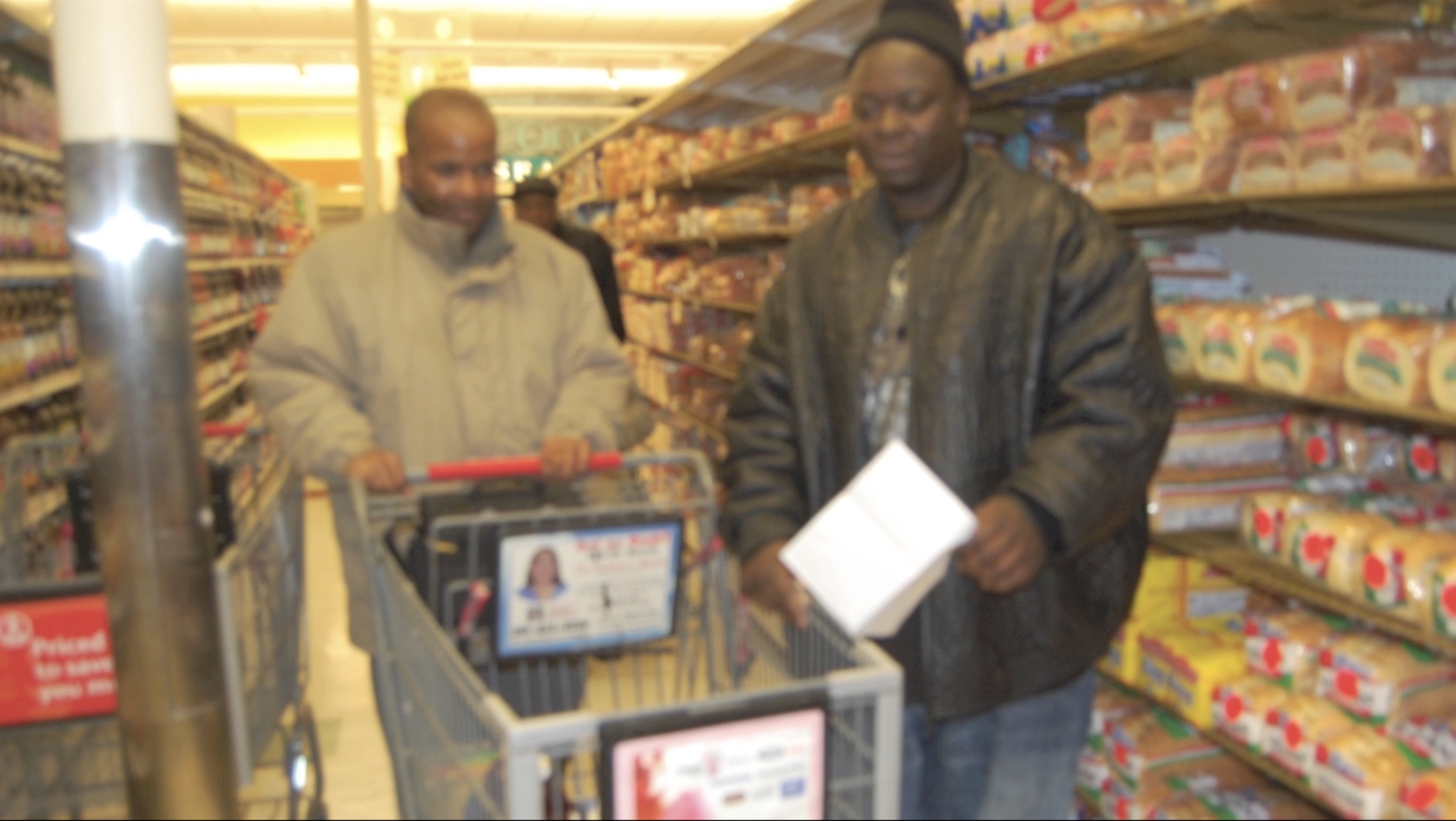 Food Drive for St. Paul's Food Pantry