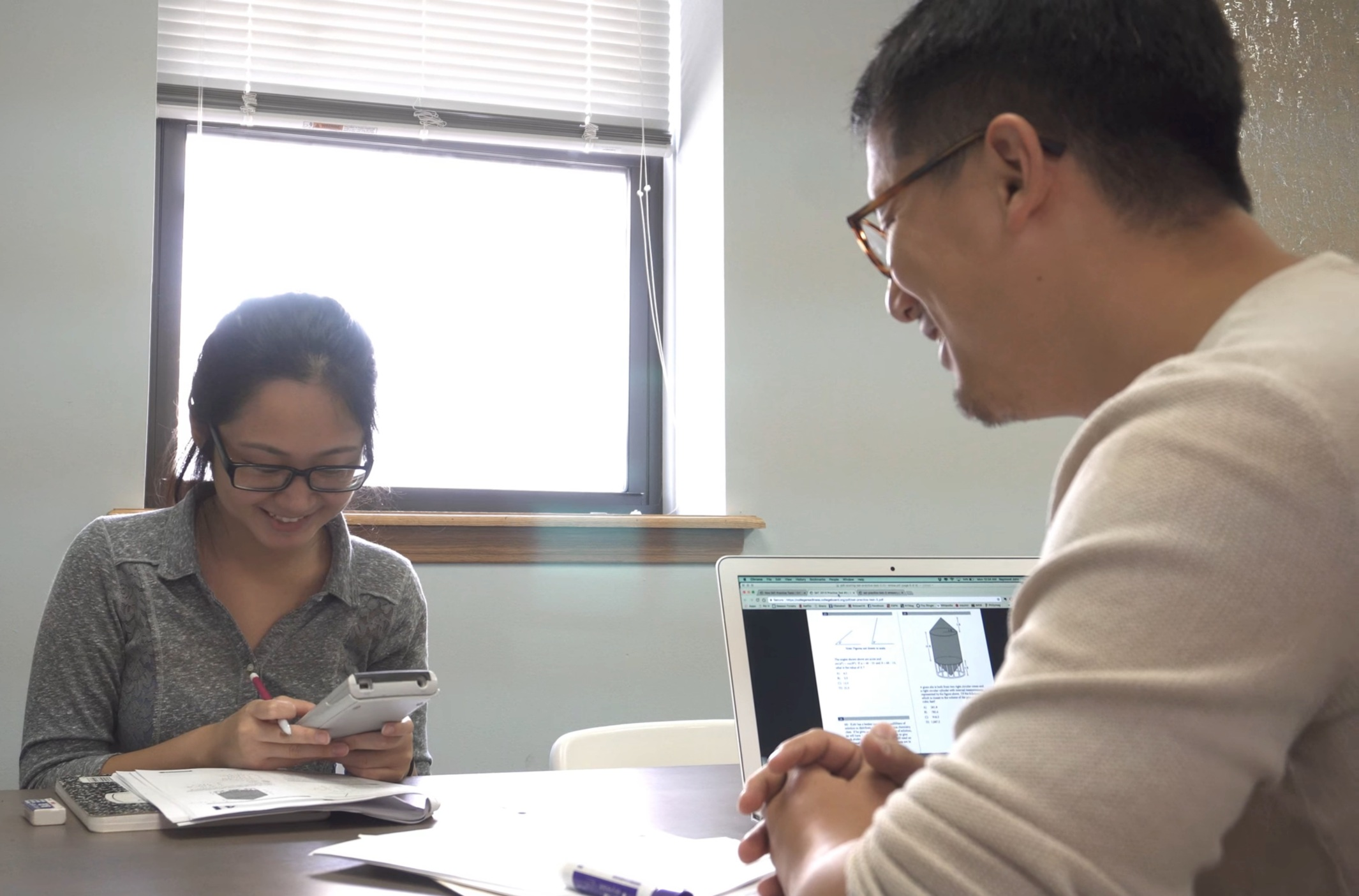 Personal Tutoring - Every student learns at his or her own pace. Have you noticed that the pace of the traditional classroom isn't helping your student meet the mark?We offer 1-on-1 personal tutoring in all major subject areas as well as standardized test prep. We believe tutoring should provide both intensive instruction and a personalized perspective in order to fulfill each student's needs.