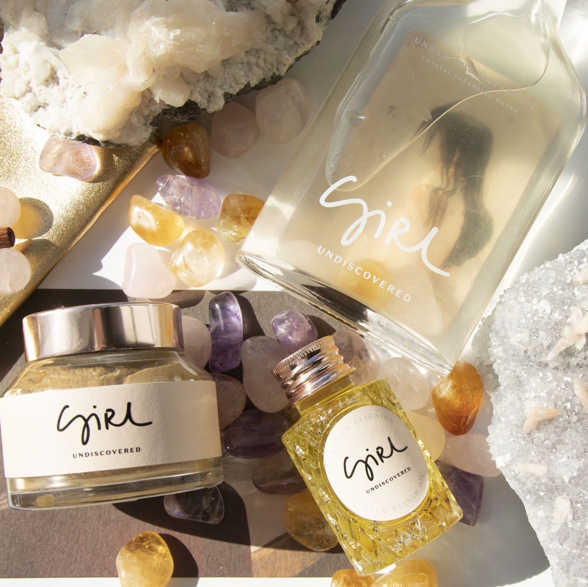 THE ZOE REPORT - Crystal-Infused Beauty Products Look Pretty (& They Actually Work, Too)