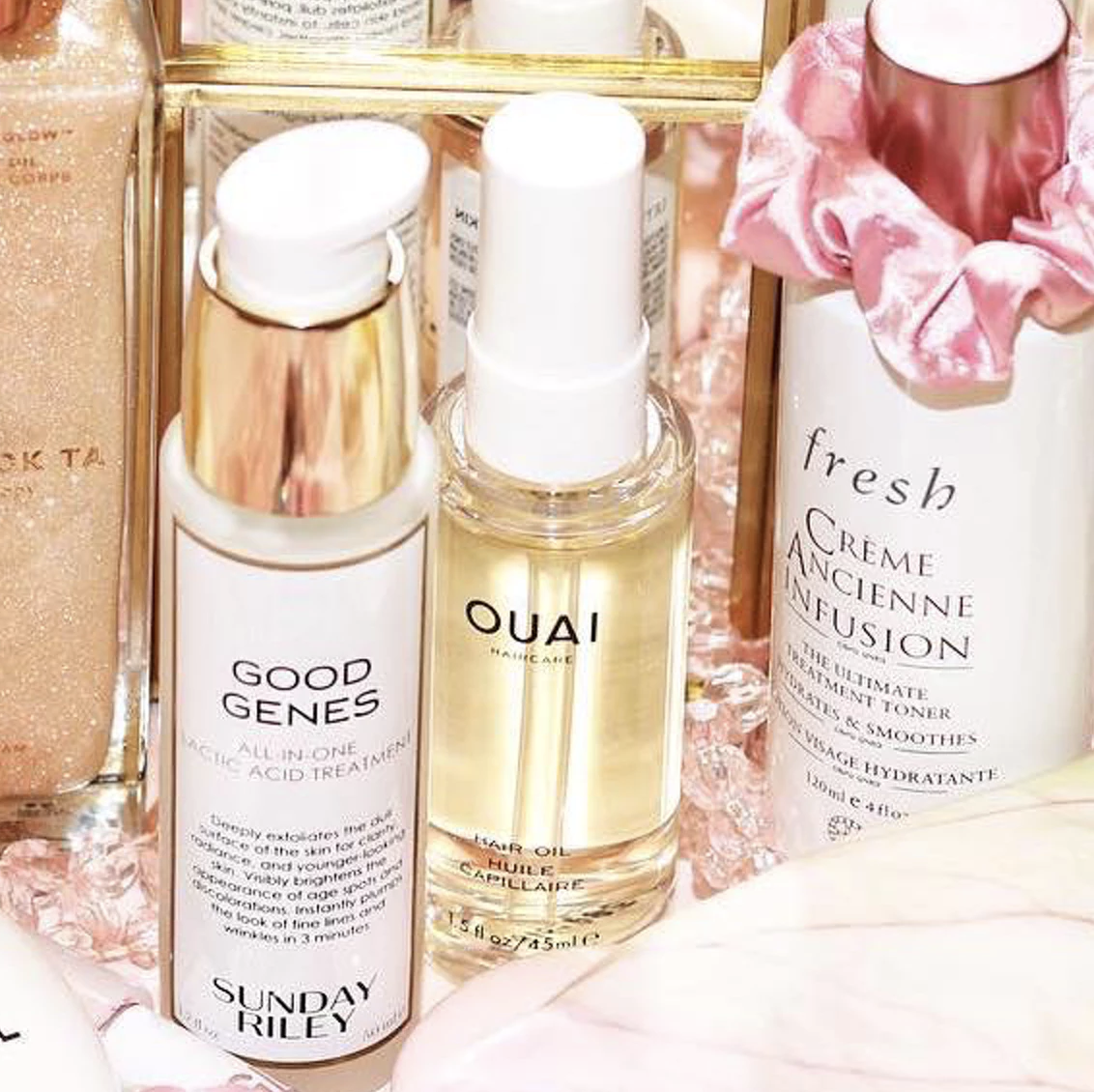 the zoe report - Why Jojoba Oil Skin Is Everywhere This Year
