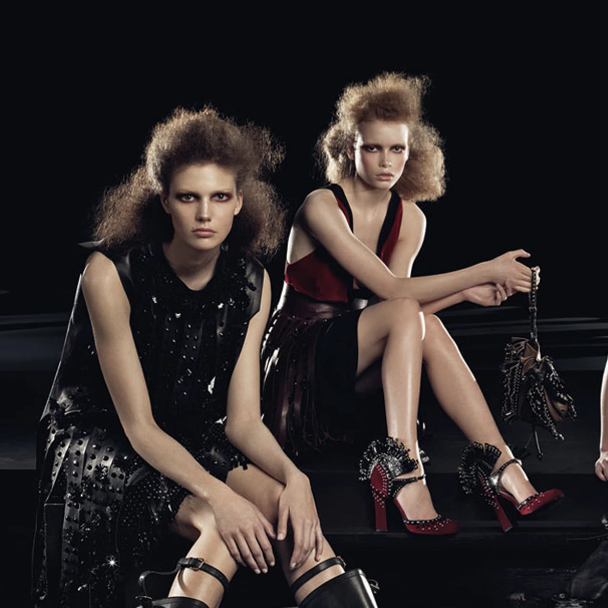 the zoe report - This Prada Fall Campaign Changed The Way I Saw My Hair — & Myself