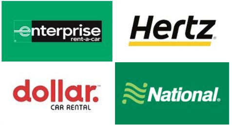 Other Car Rentals - Discounts vary