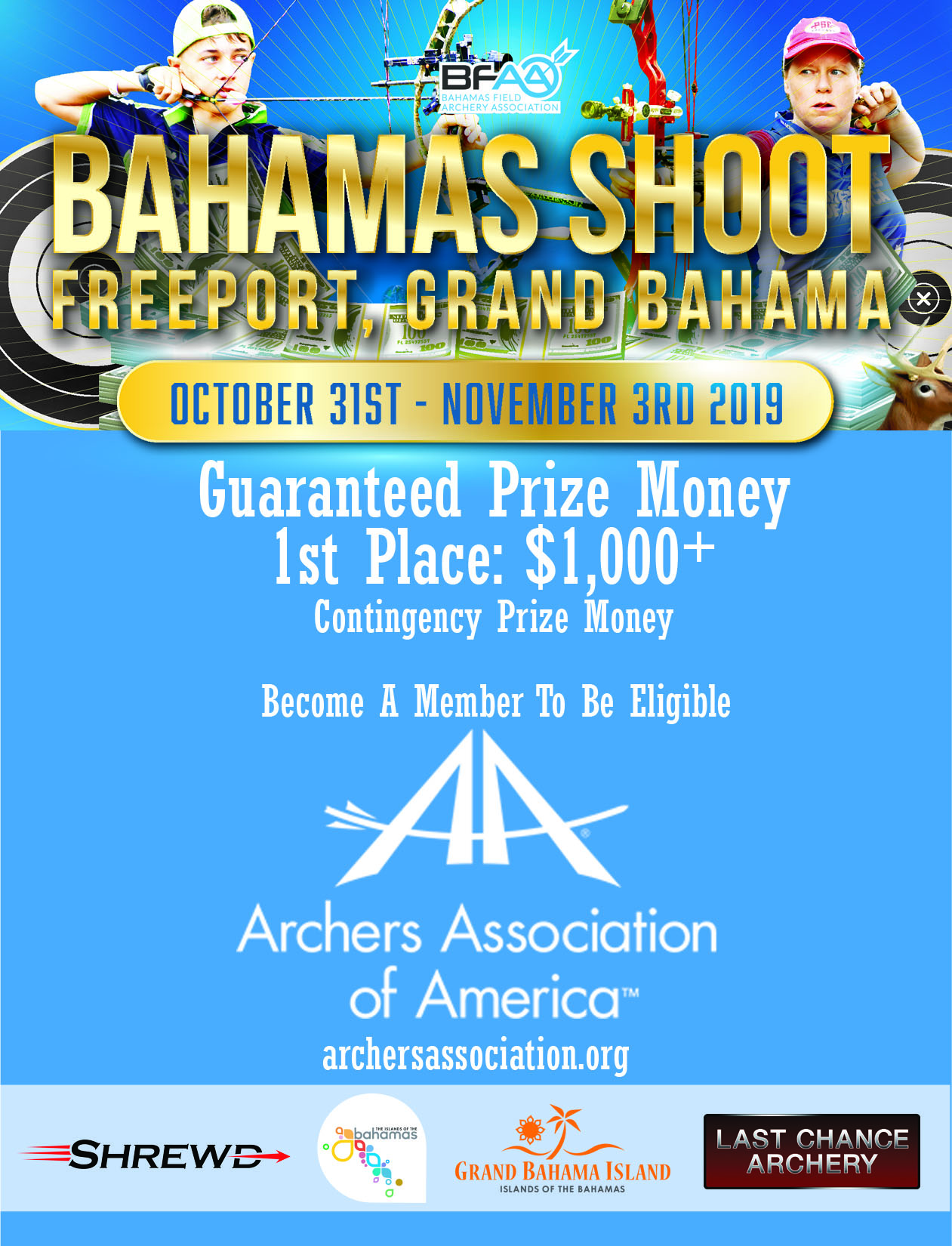 Bahamas Shoot - 10% Discount