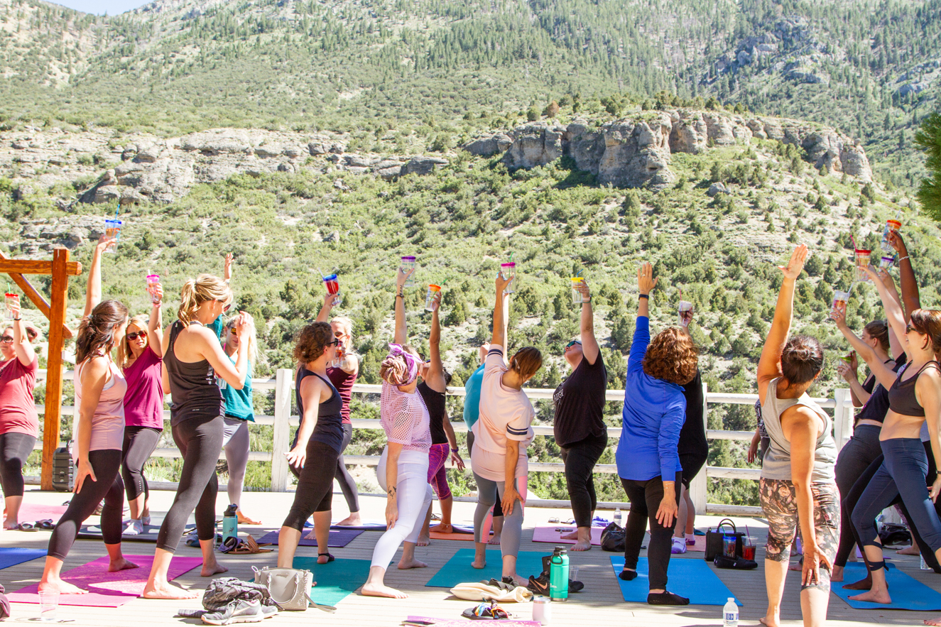 New to Yoga? Discover what to expect in your first class, how MintnHoney differs, and what you'll need.