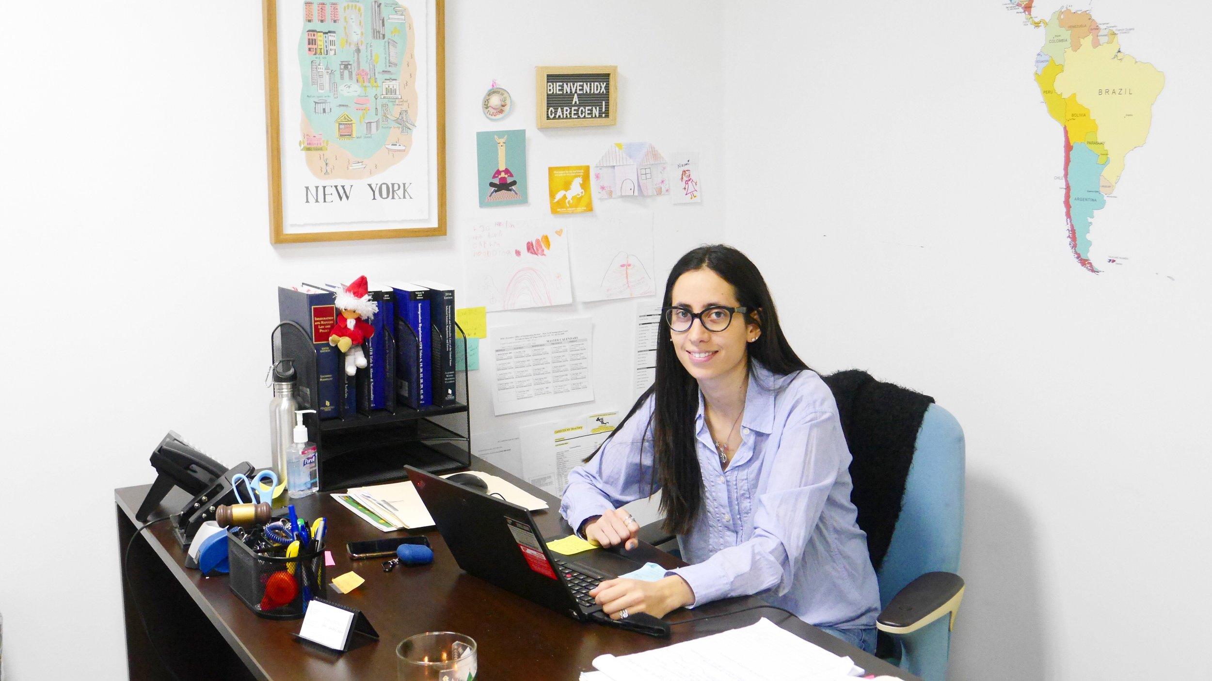 Justice Fellow Diana Ricaurte