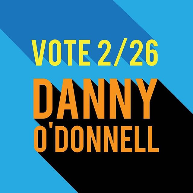 You might have heard there's an election on Feb 26th, but your friends might not know!  Please use one of these images as your profile picture with the hashtag #TeamDanny to show your support and spread the word 🗣