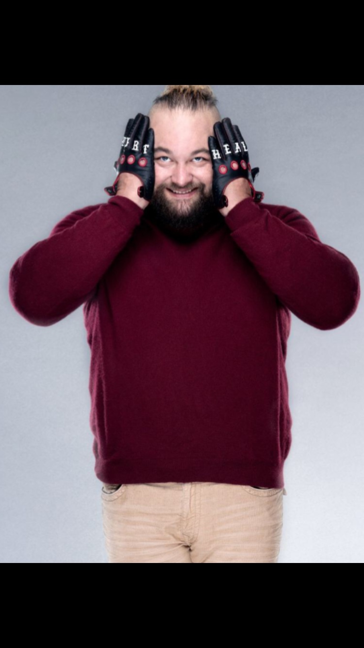 Photo credit: WWE.Com Bray Wyatt as the deranged host of the Firefly FunHouse.