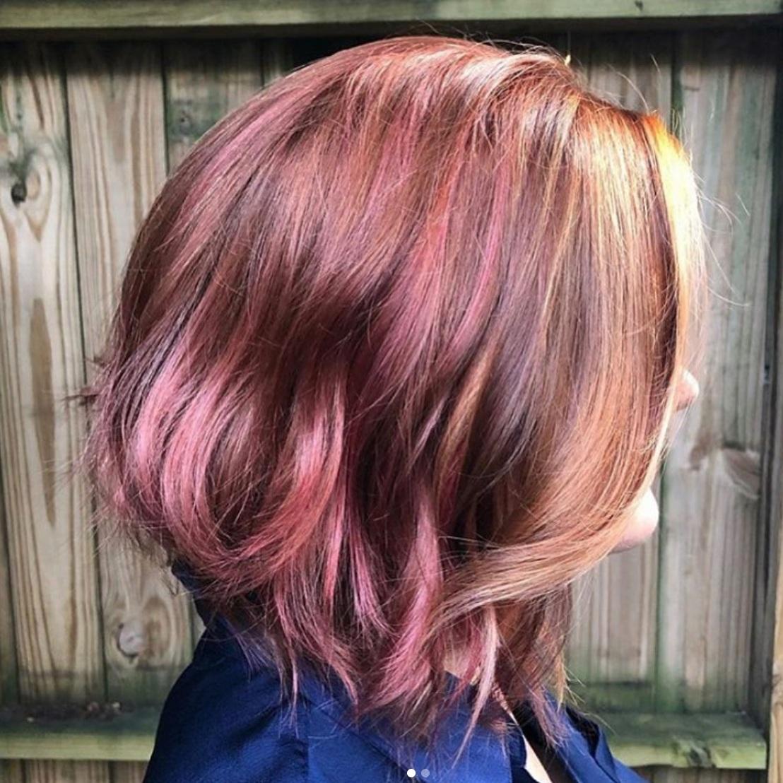 hair by  @locuraroja33