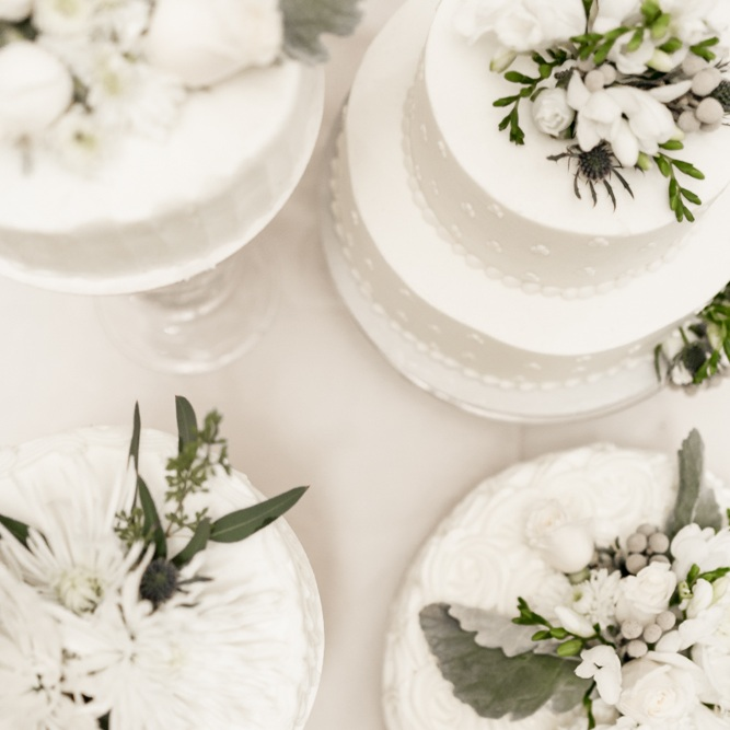 Cakes and Desserts -
