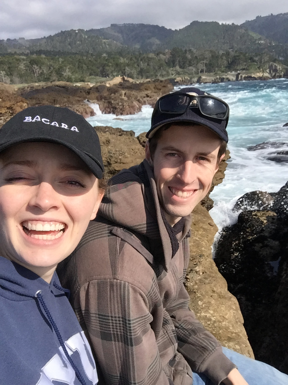 Tide Pools, Point Lobos State National Reserve