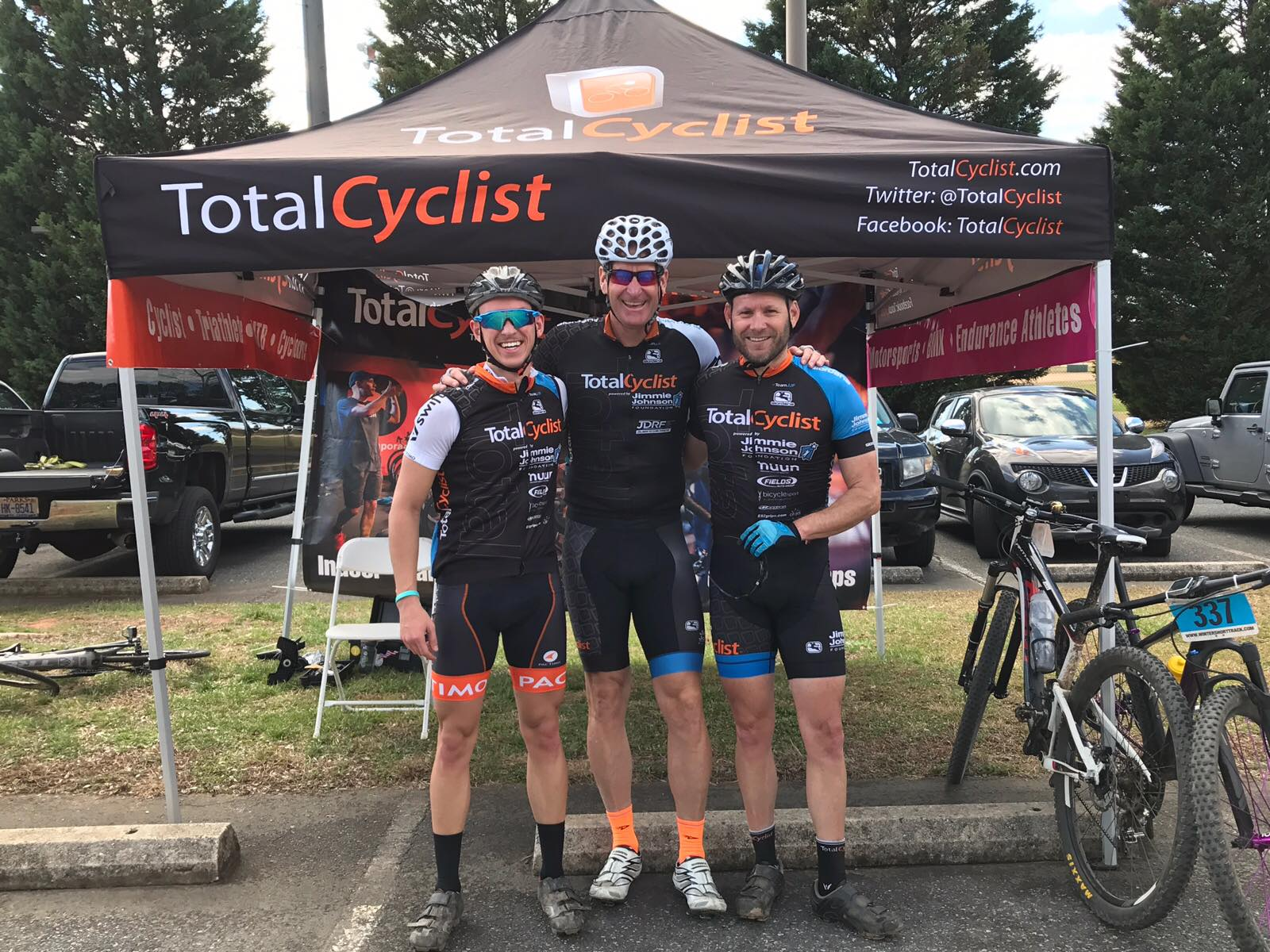 TotalCyclist nets 3 top 10s