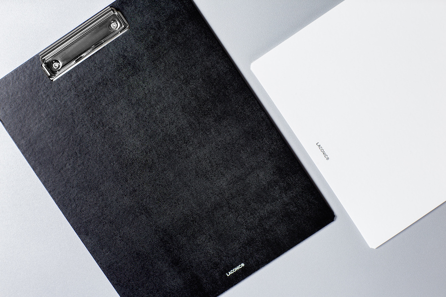 CLIP BOARD (VER) - SKU#Black (45-3107-99)White (45-3107-01)Material: VinylProduct Dimensions: 9.3