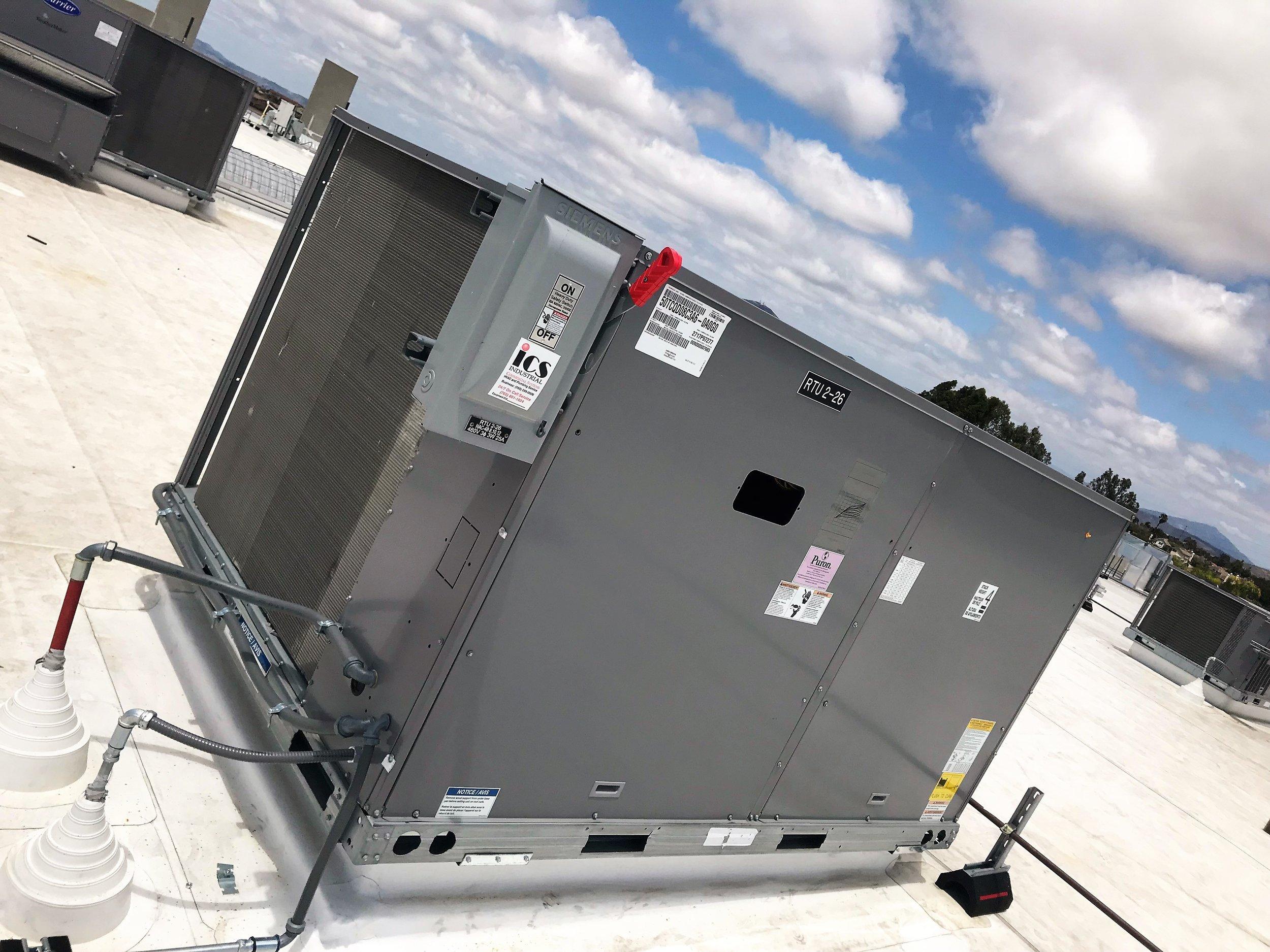 Rooftop Unit- ICS Service II.jpg