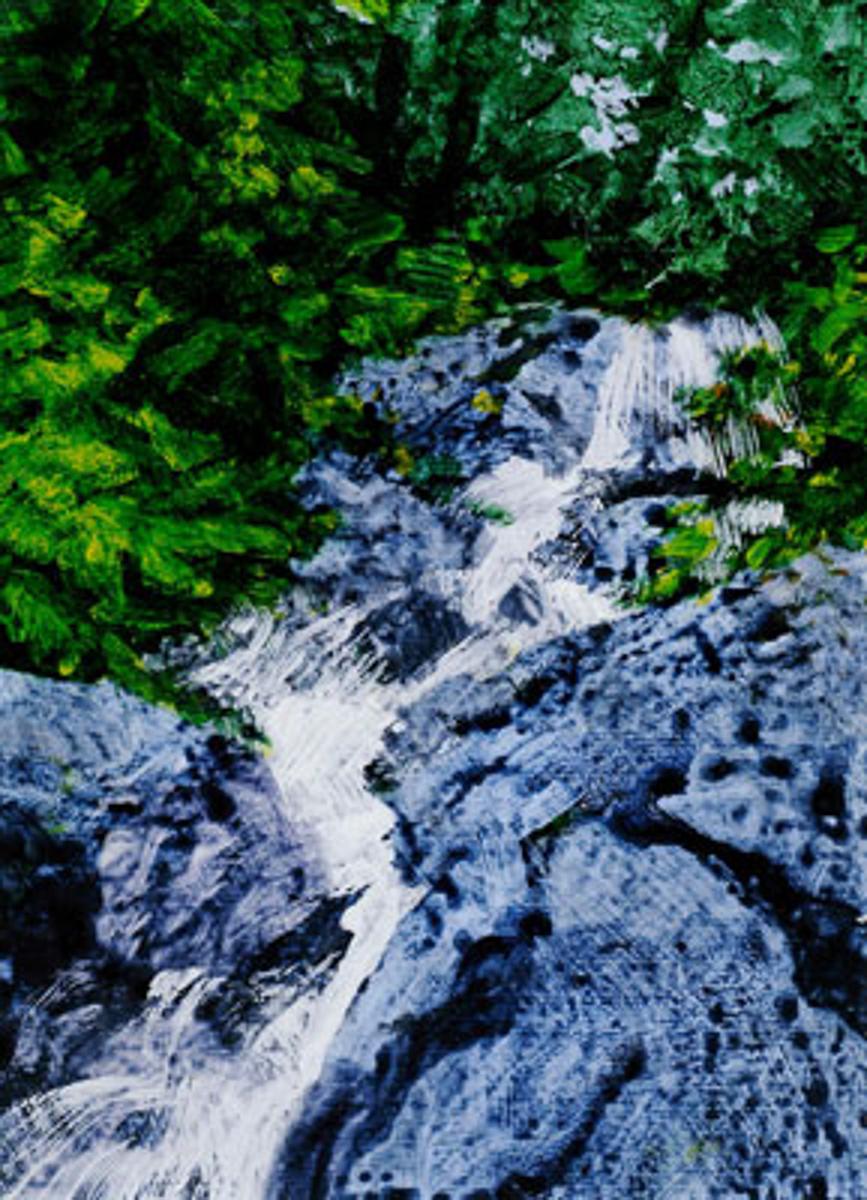 Coquihalla Falls I