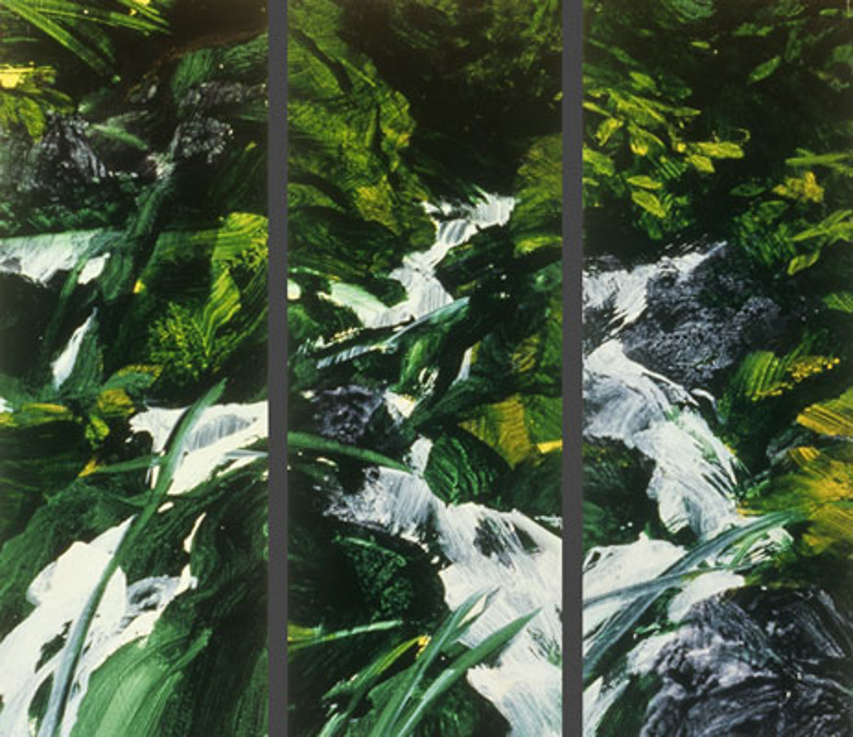 Waterfall Triptych