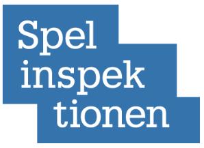 Spelinspektionen (tidigare lotteriinspektionen) bestämmer vilka som får en svensk spellicens