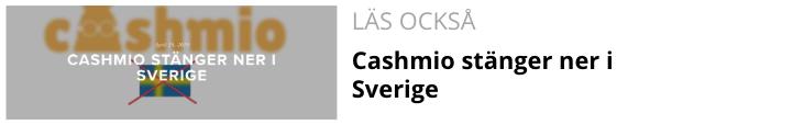 Cashmio stänger ner i Sverige.png