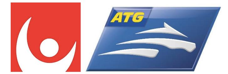 Svenska Spel och ATGs loggor