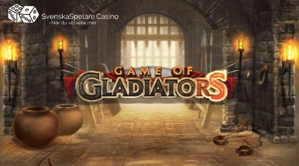 SvenskaSpelare Game of Gladiators Play n Go casino slot recension.png