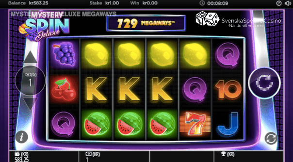 729 Megaways exempel Mystery Spin Deluxe casino recension.png