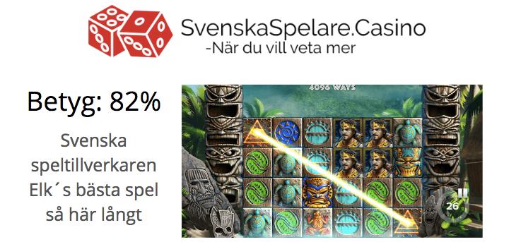 Tahiti Gold Betyg 82% SvenskaSpelare casino recension.png
