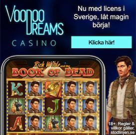 Vodoo Dreams Book of Dead reklam.png
