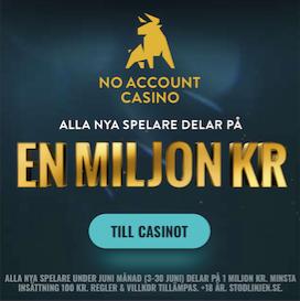No account dela på en miljon reklam.png