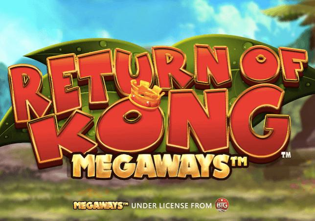 Return of Kong Megaways svensk casinorecension.png