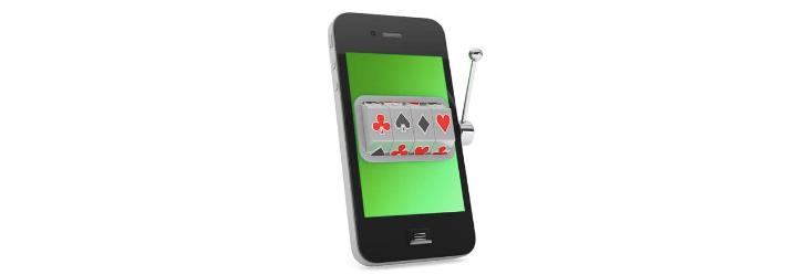 Nu kunde man helt plötsligt spela casino på nätet genom mobilen - Vart som helst, när som helst