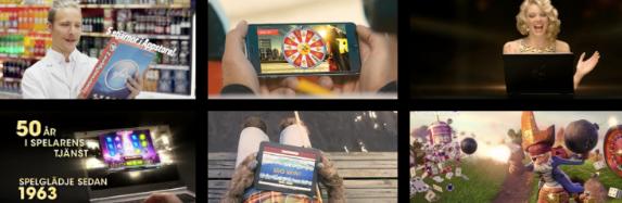 Du kanske känner igen några av dessa från reklamavbrotten genom åren
