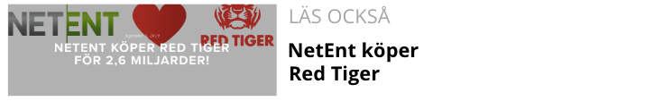 NetEnt köper Red Tiger.png