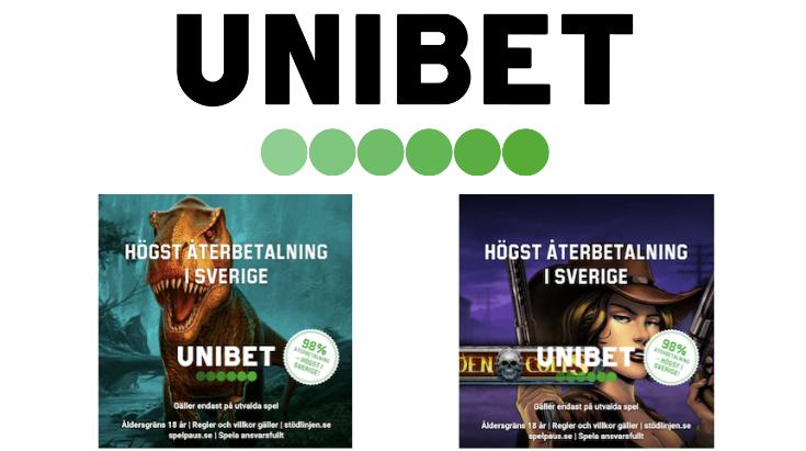 Högre RTP på vissa utvalda spel hos Unibet.png