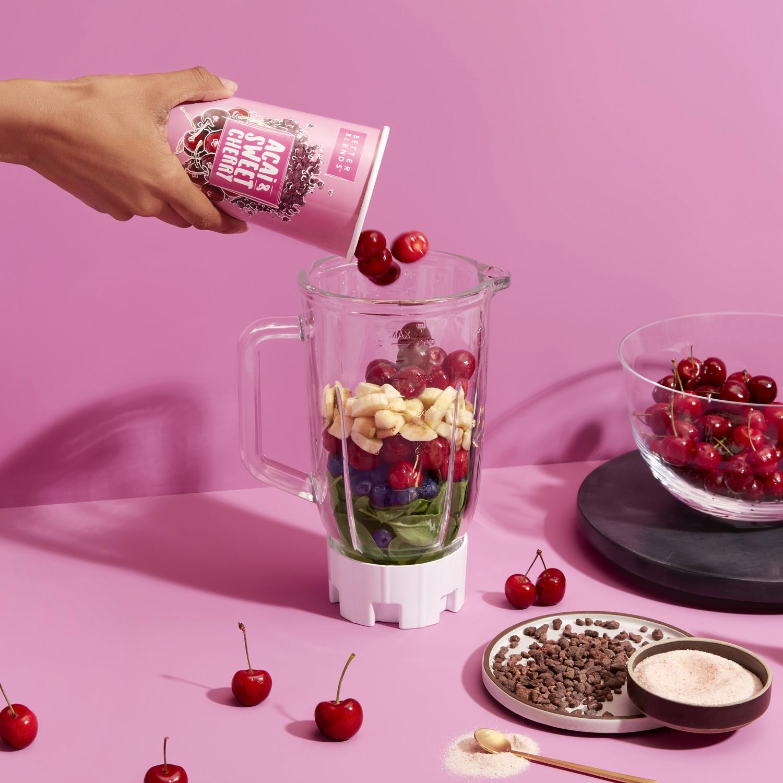 Sweet Cherry Smoothie Kit