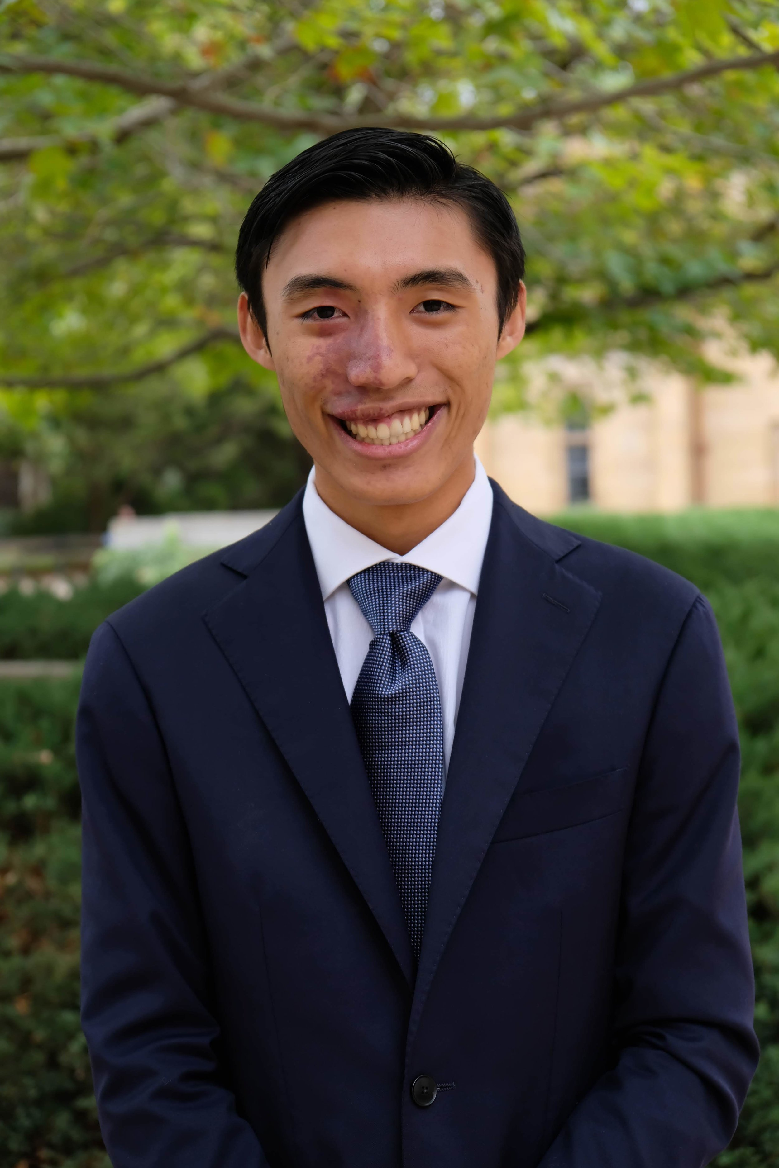 Aaron Low - Vice President of Student Engagement