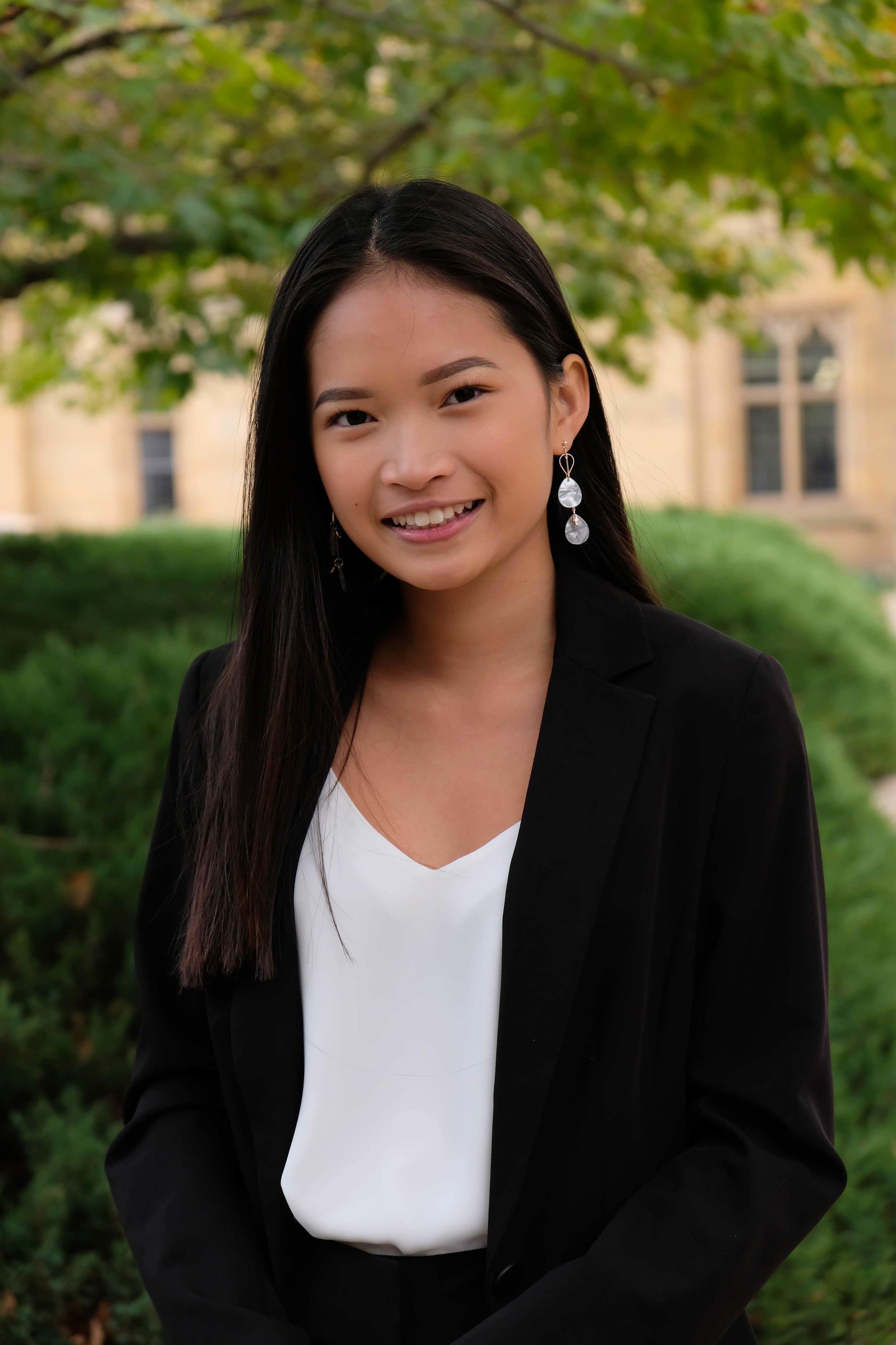 Karmil Nguyen - Events Officer