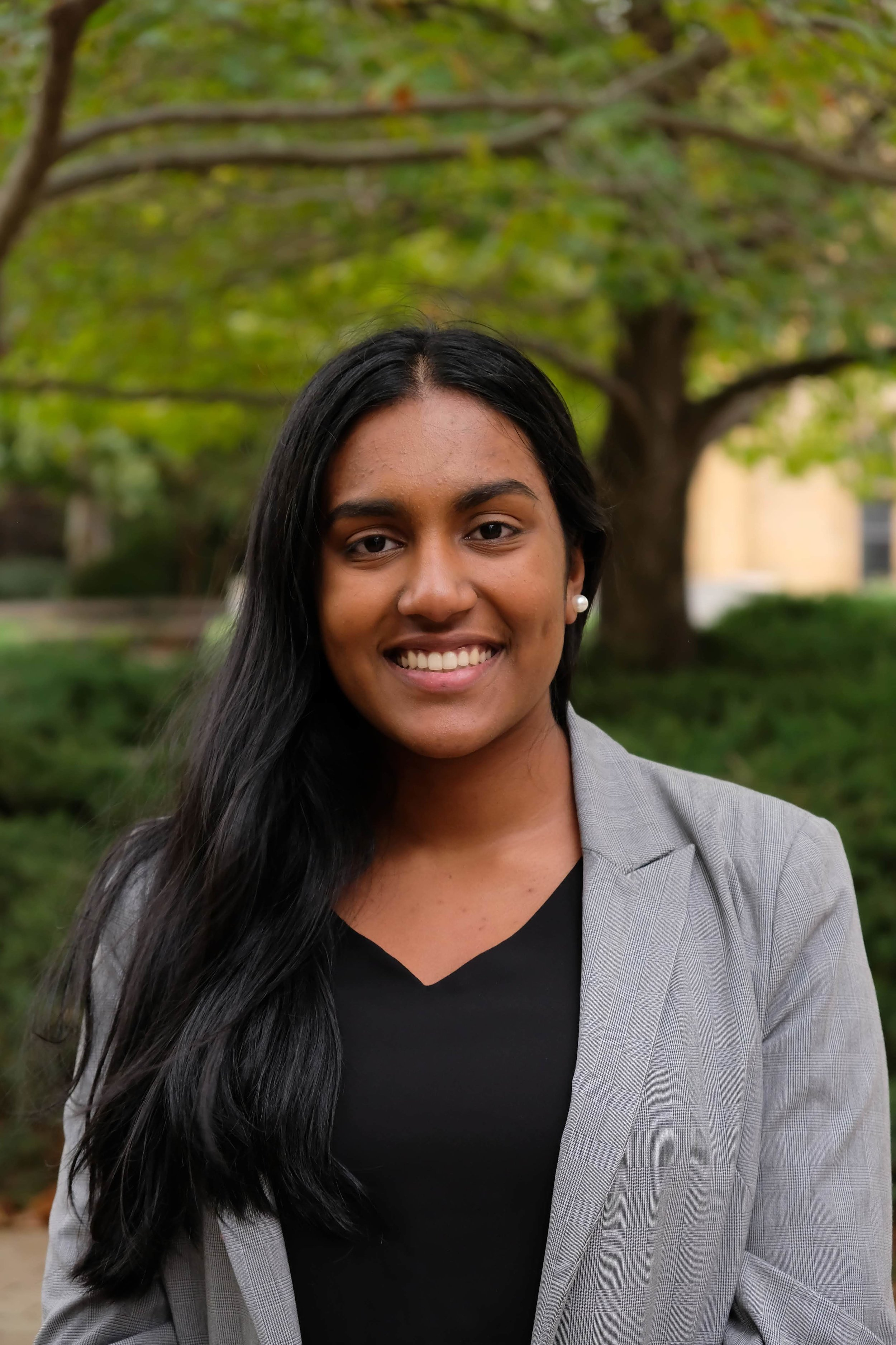 Tara Naidu - People & Culture Officer