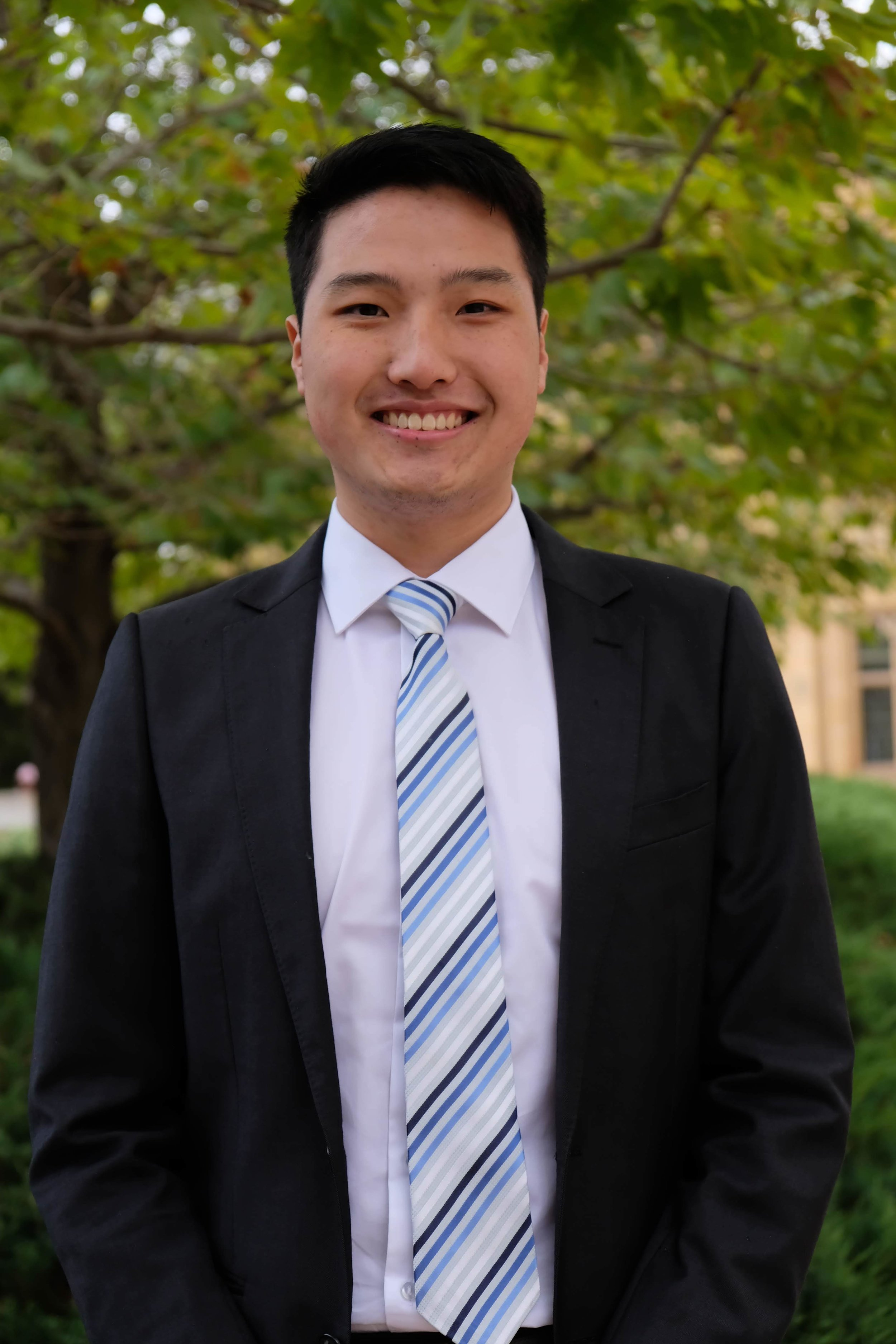 Alex Zhao - People & Culture Officer