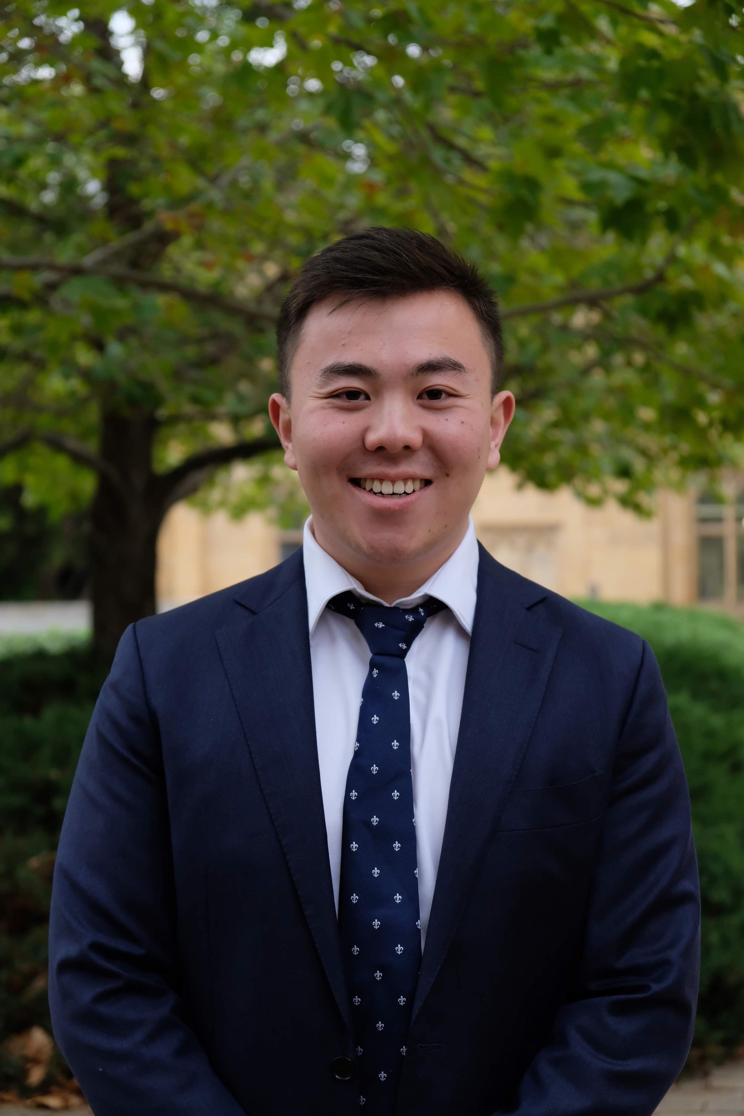 Rob Mao - Communications Officer