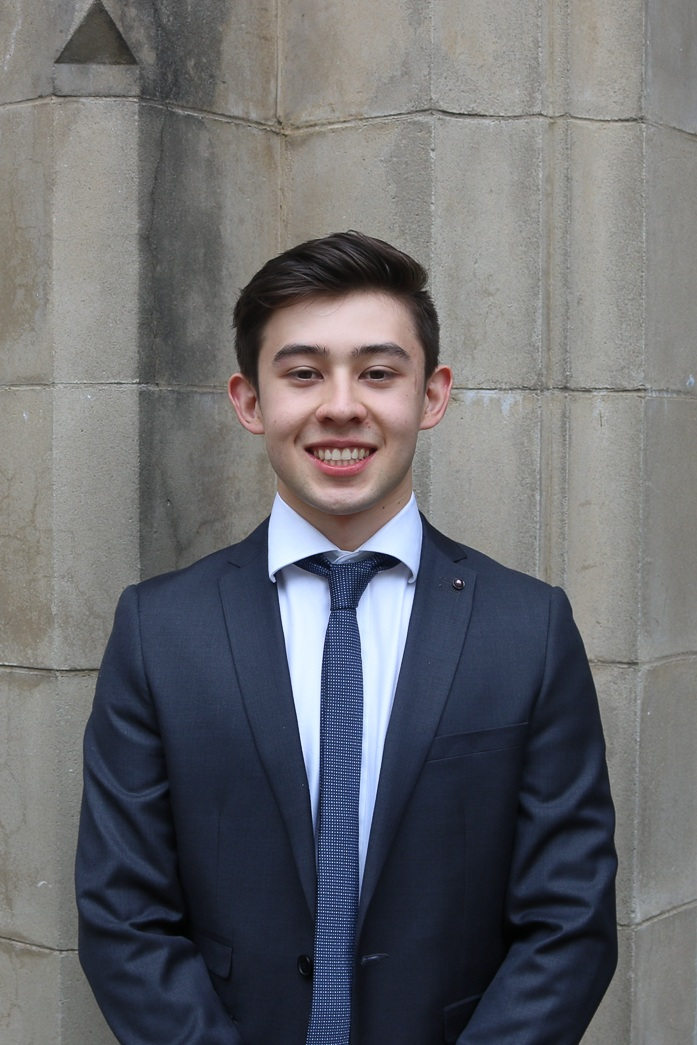 Bryce Liffman - Sponsorship Officer