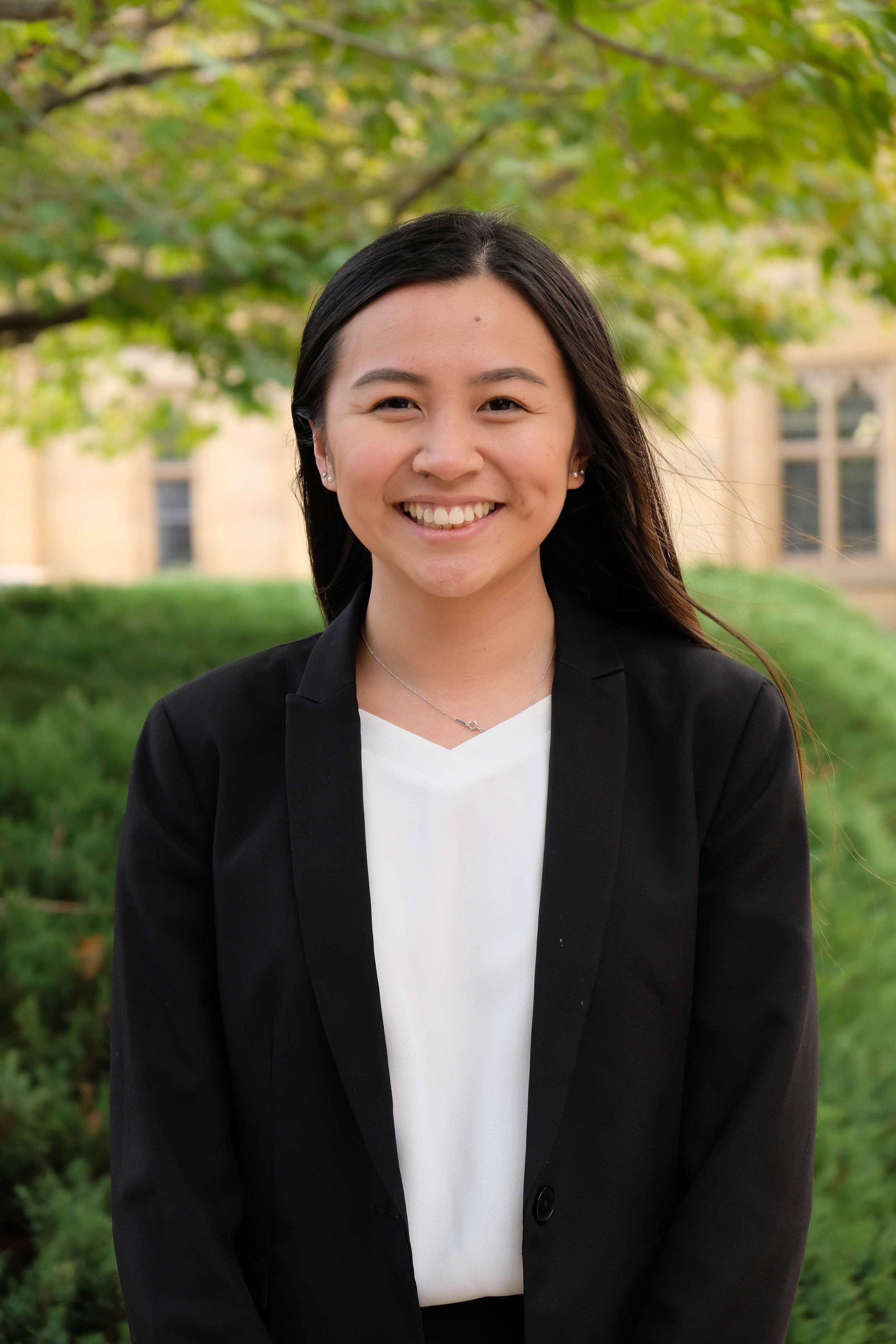 Nina Chin - Initiatives Project Leader