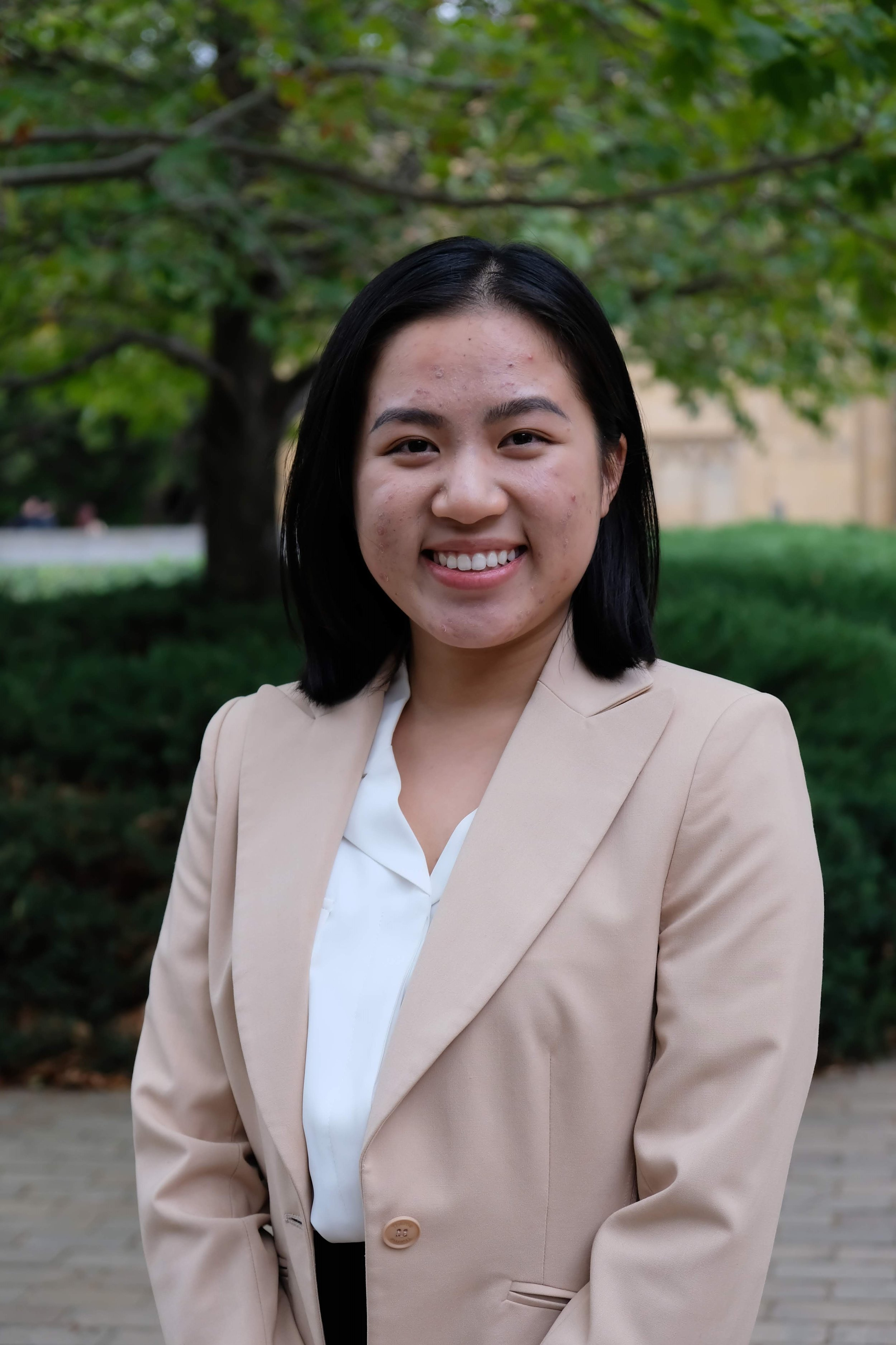 Jessica Tang - Initiatives Project Leader