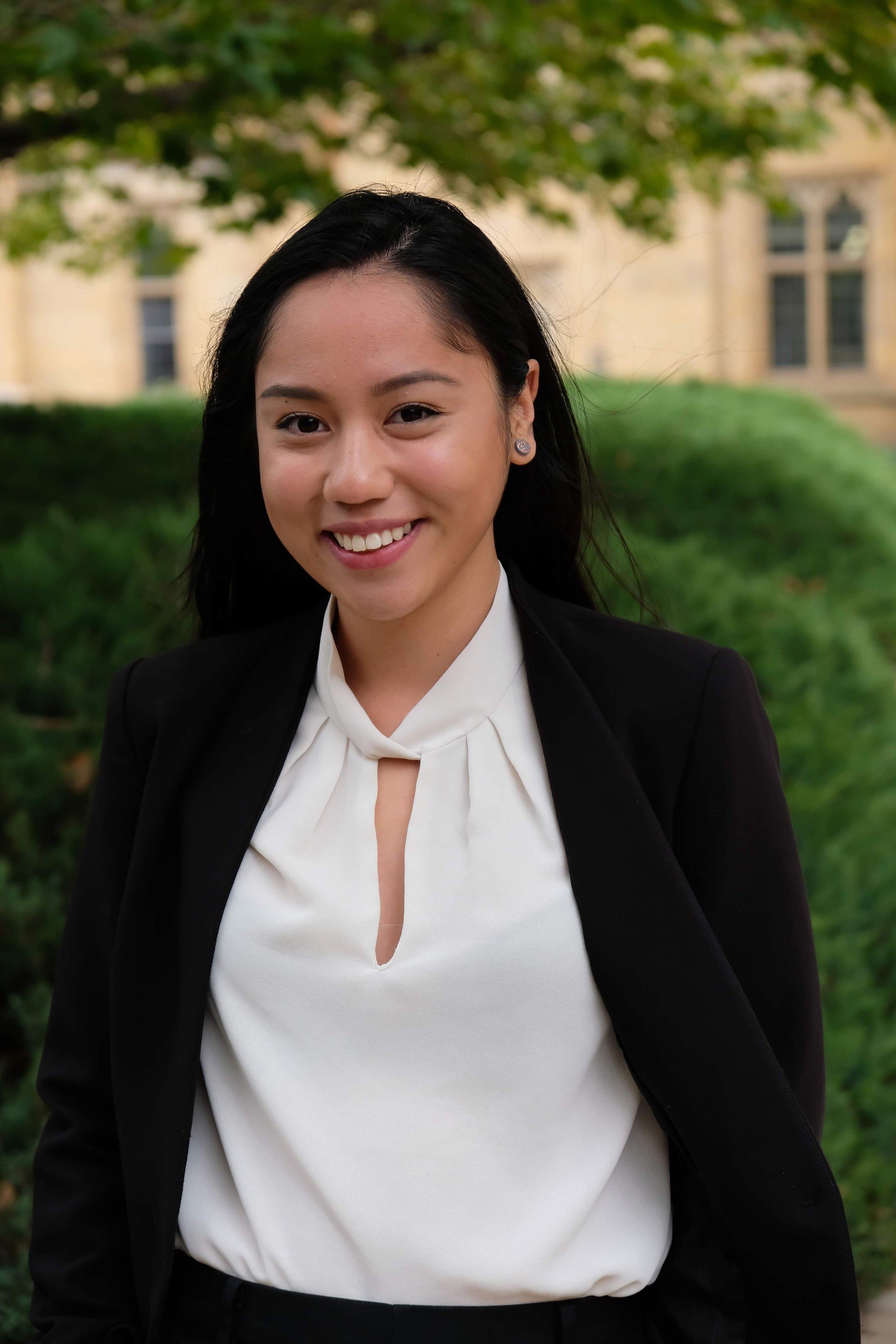 Trianna Valdes - Initiatives Project Leader