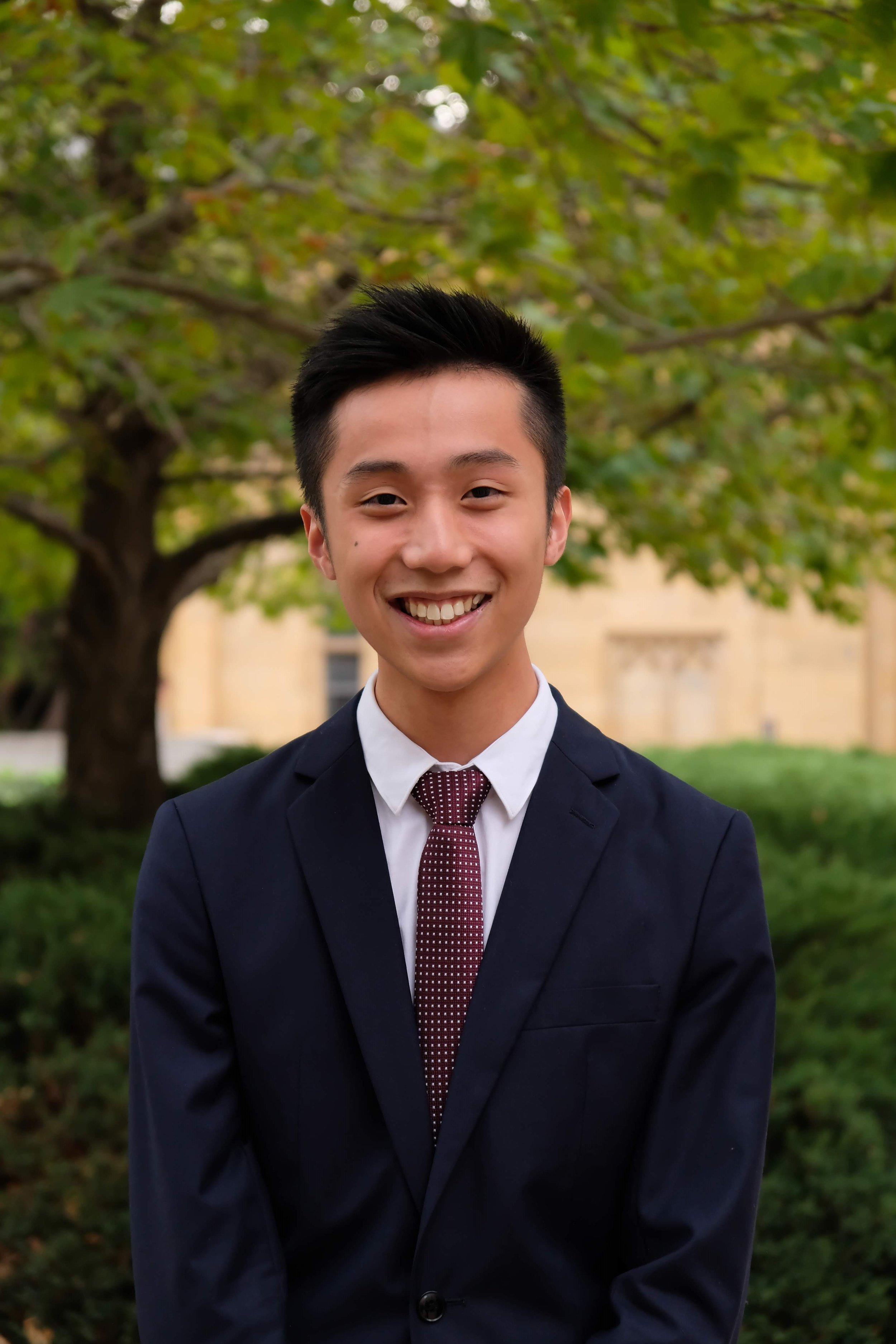 Leonard Wang - Initiatives Project Leader