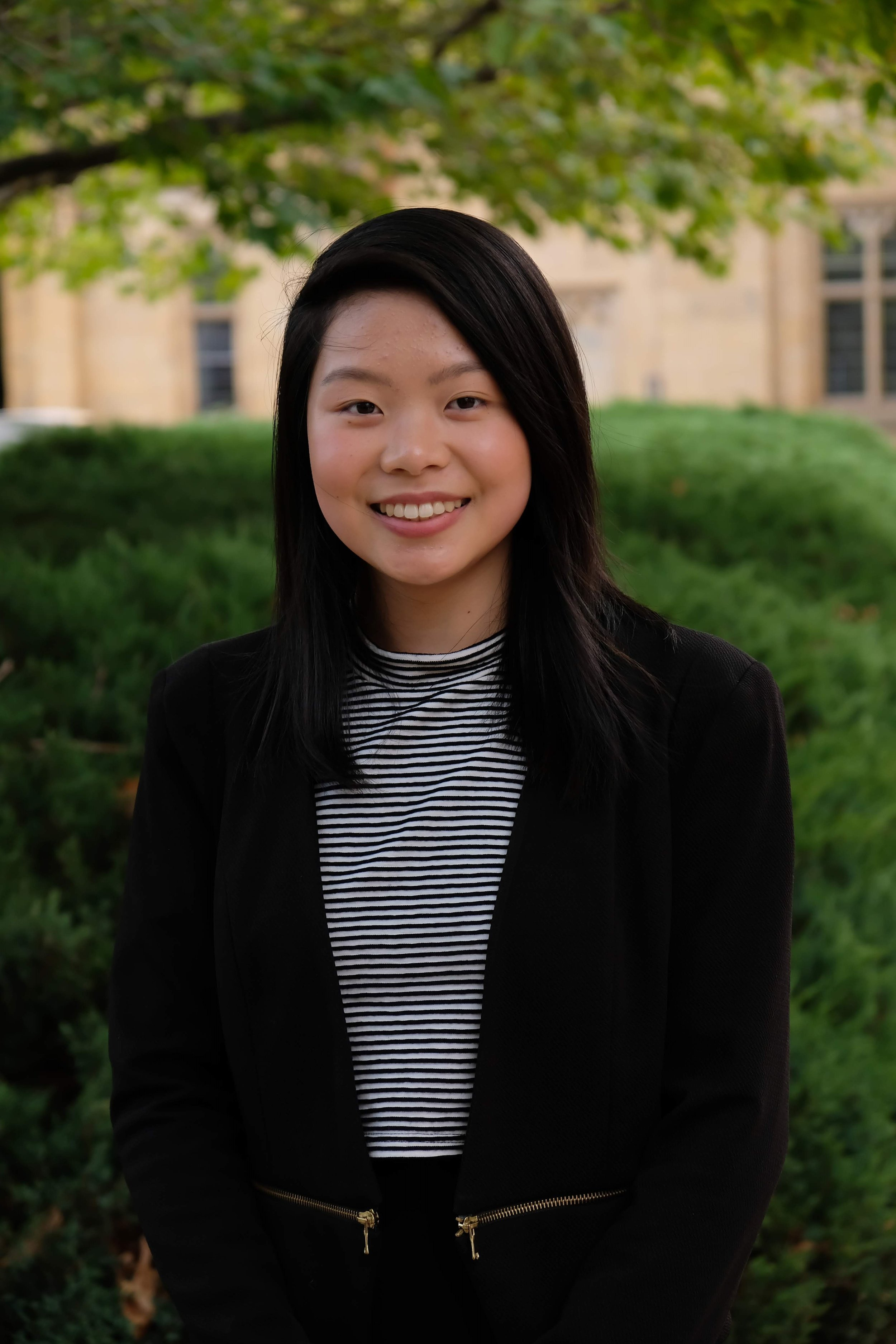 Connie Zhang - Initiative Consultant