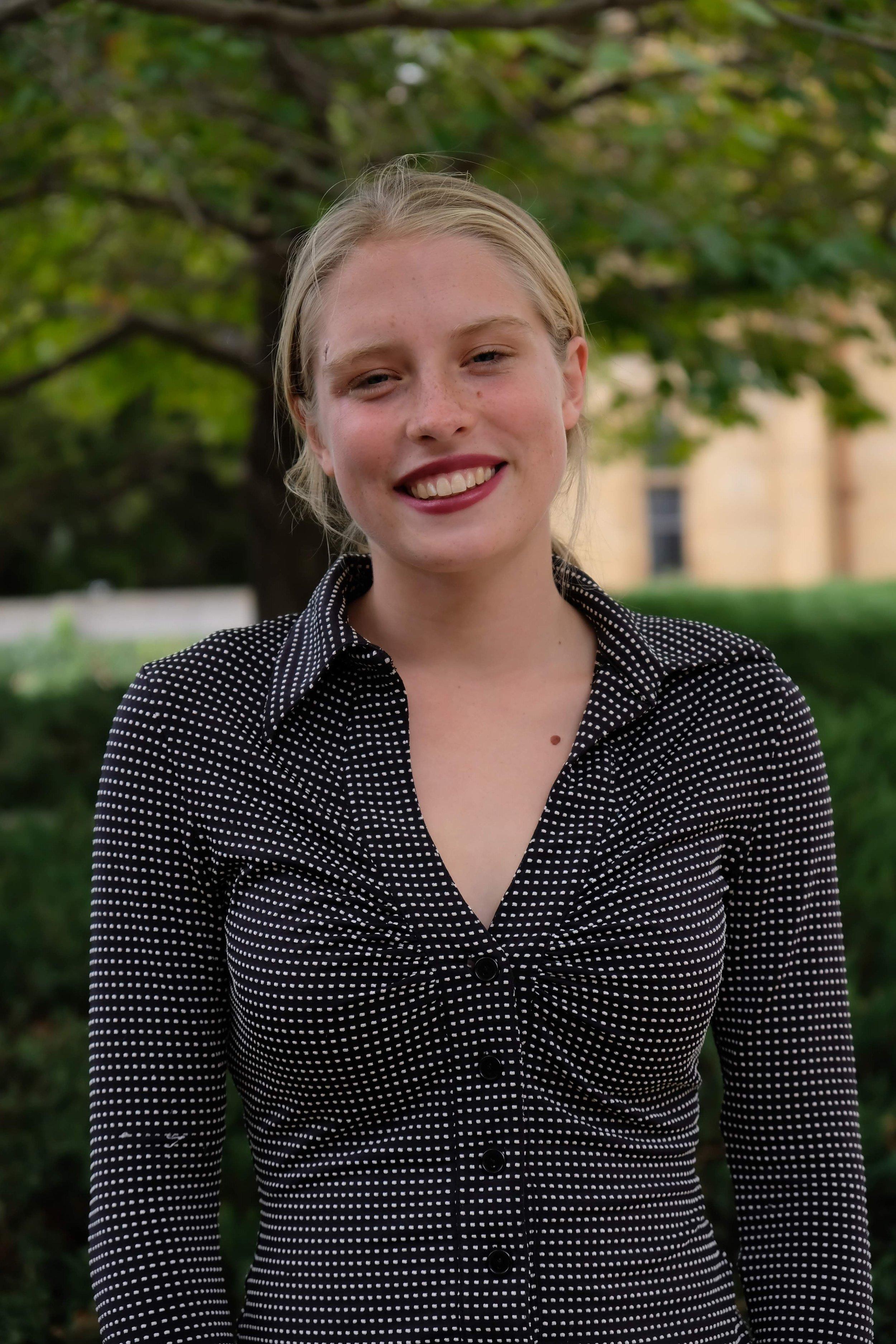 Esther Suckling - Initiative Consultant