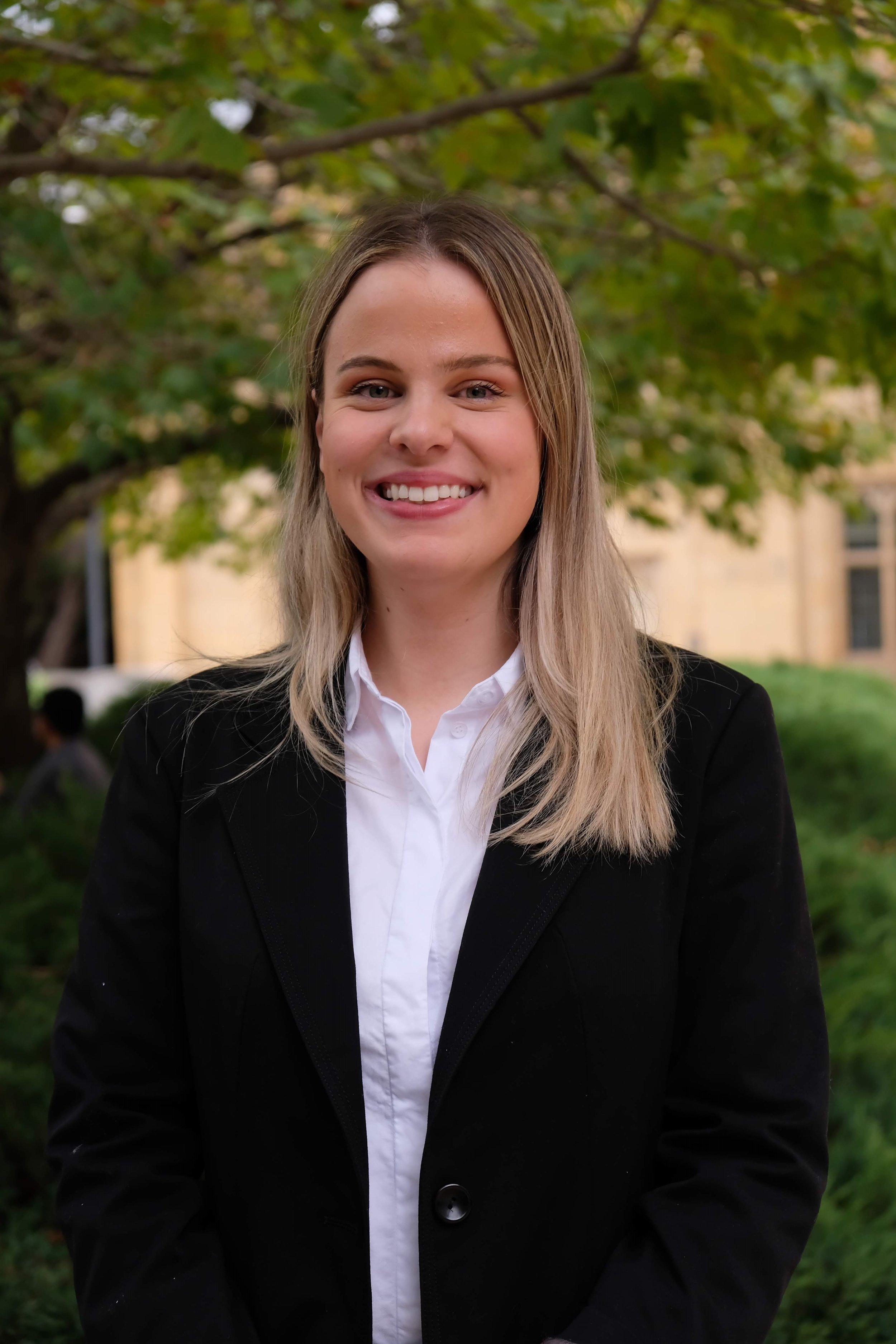 Julia Down - Initiative Consultant