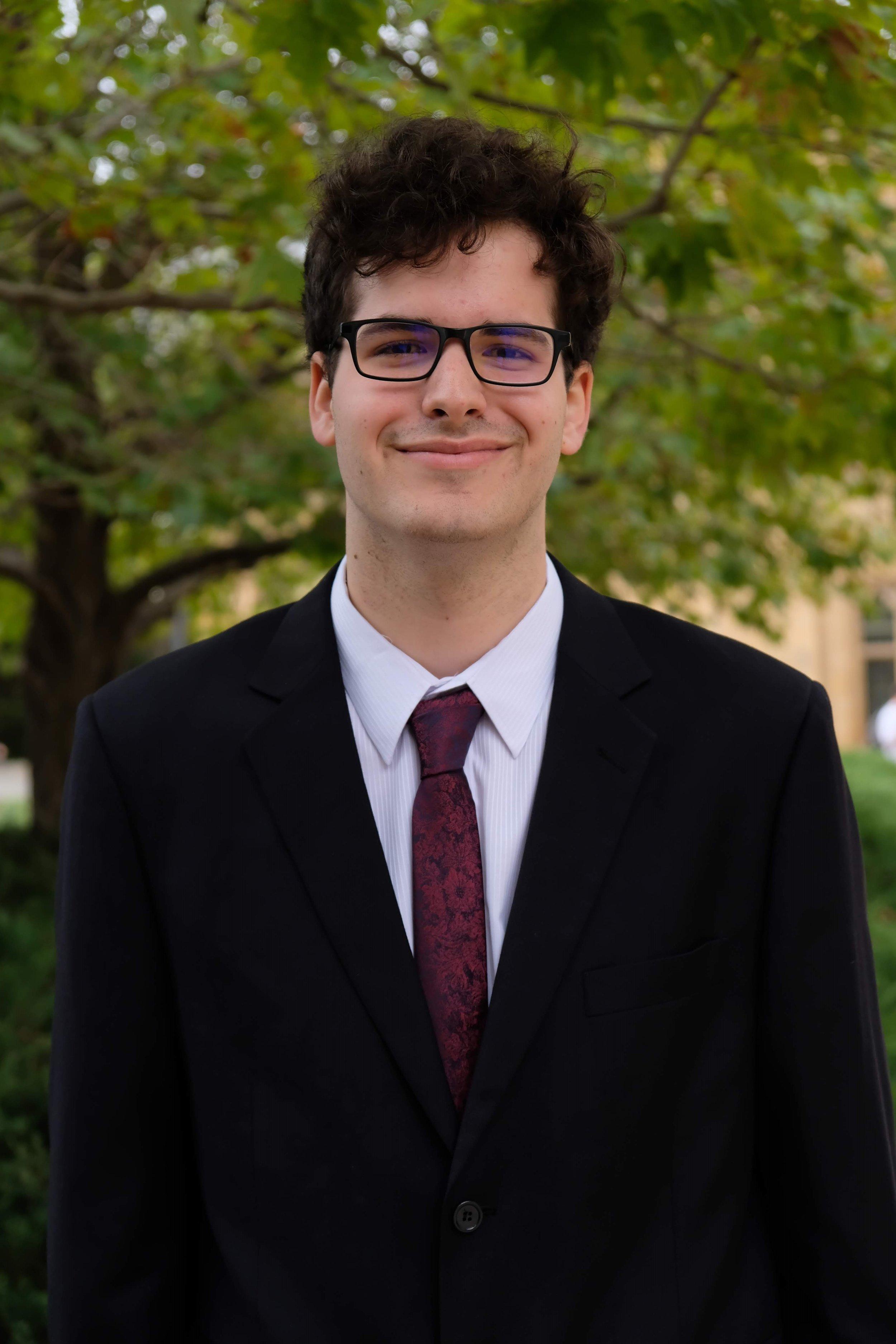 Ben Griffiths - National Affairs Director