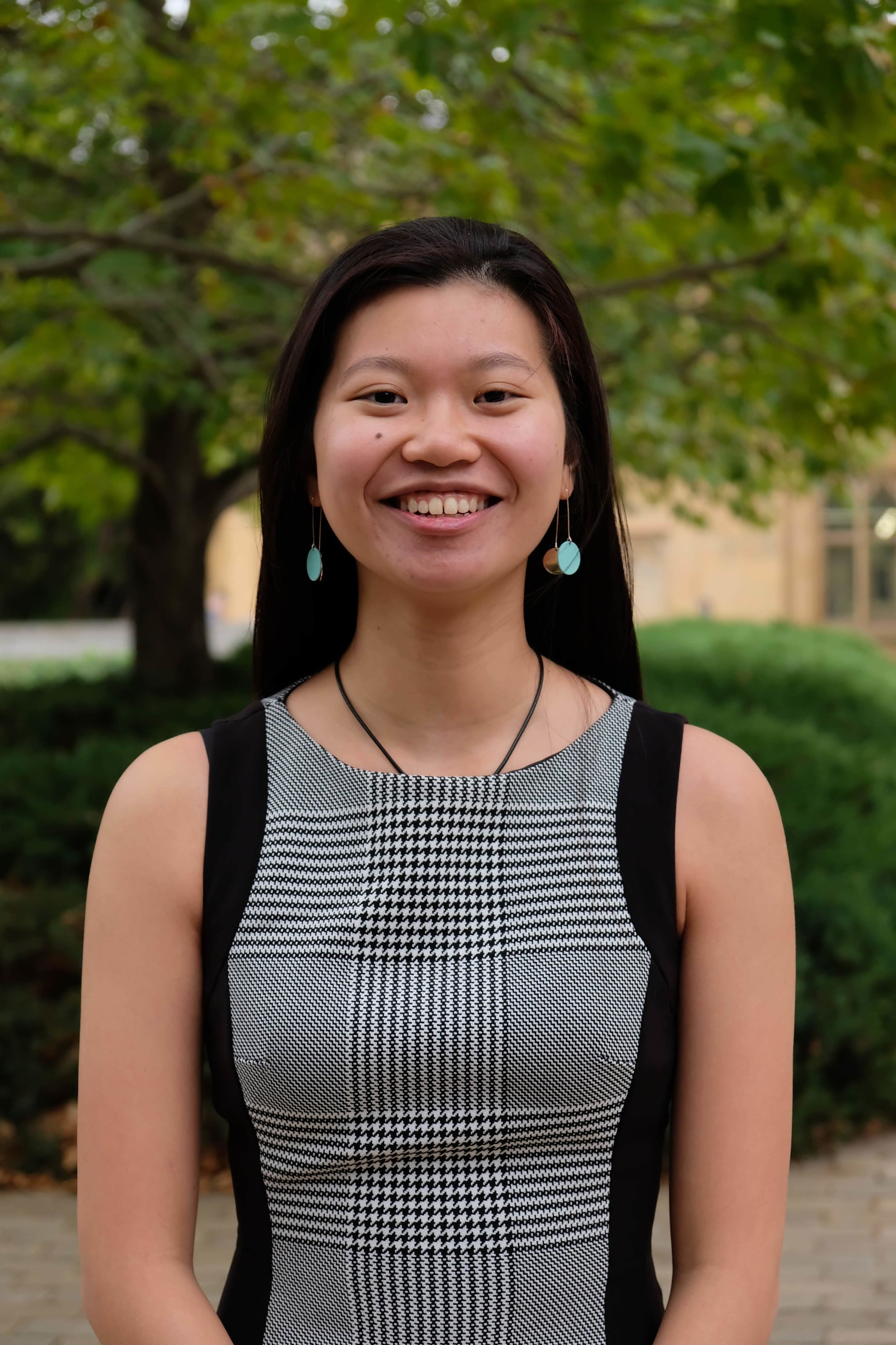 Jeanette Chan - President